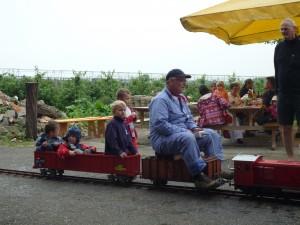 Eisenbahnrundfahrten vom Modelleisenbahnclub Einsiedeln organisiert